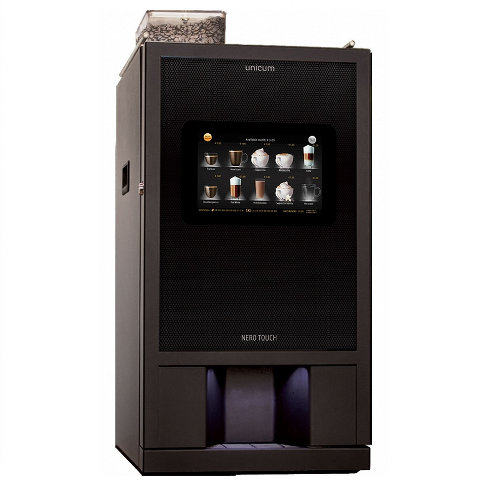 Кофемашина NERO Touch VarioBrewer